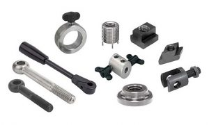 Machine, Fixture Components & Clamping Devices